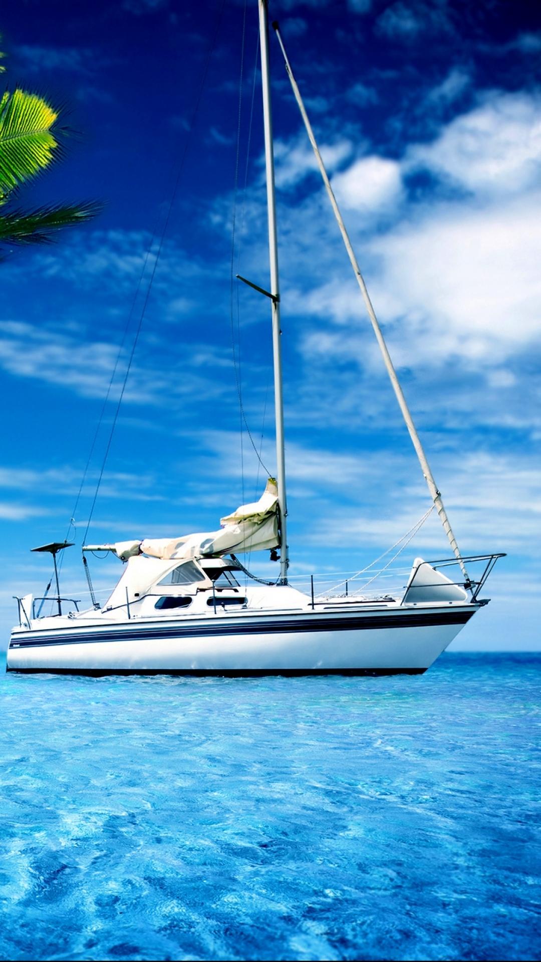 Iphone wallpaper yacht - Wallpaper 522427