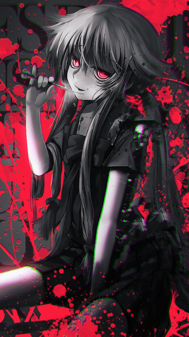47 Yuno Gasai Apple Iphone 5 640x1136 Wallpapers Mobile Abyss