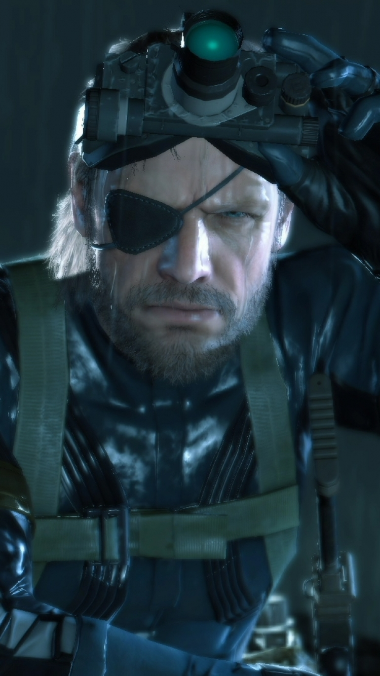 21 Metal Gear Solid V The Phantom Pain Apple Iphone 6 750x1334