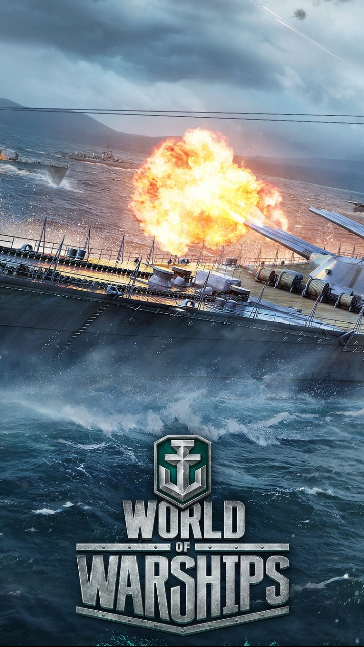5 World Of Warships Apple IPhone 640x1136 Wallpapers