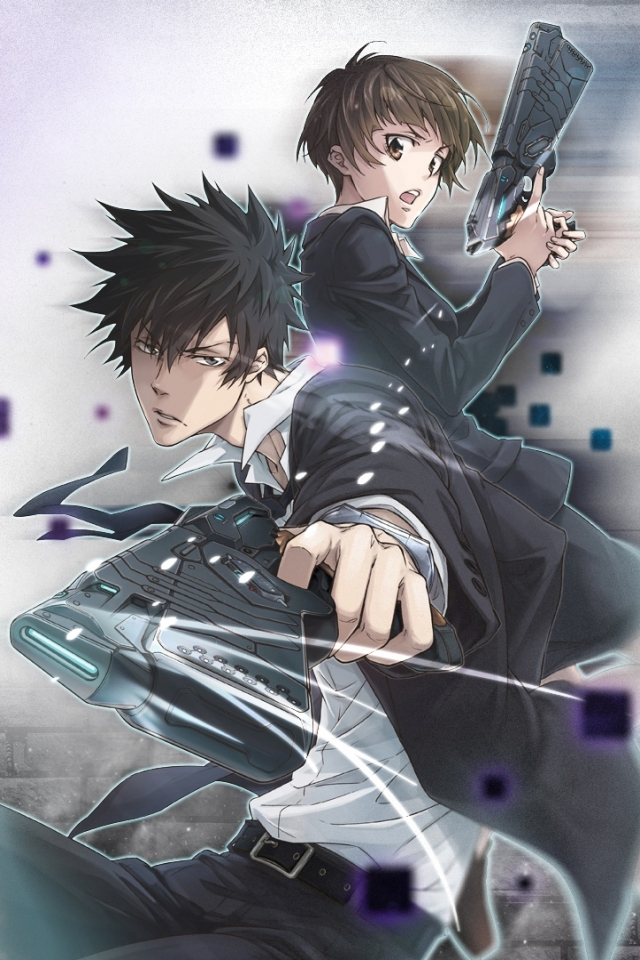 Animepsycho Pass 640x960 Wallpaper Id 538075 Mobile Abyss
