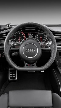 5 2014 Audi Rs7 Apple Iphone 7 Plus 1080x1920 Wallpapers
