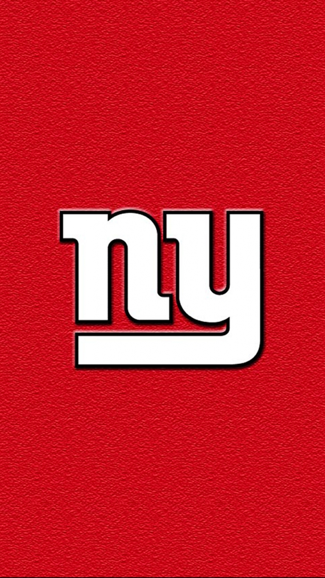 NFL - New York Giants iPhone 5 / SE Wallpaper