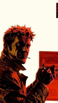 hellblazer iphone