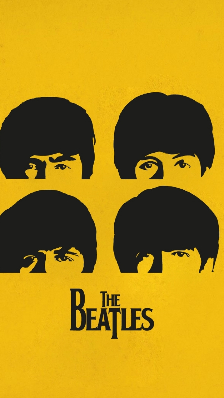 14 The Beatles Apple IPhone 5 640x1136 Wallpapers