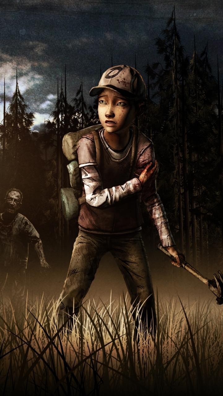 Video Game The Walking Dead Season 2 720x1280 Wallpaper Id