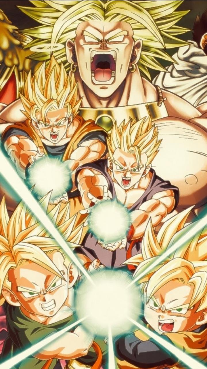 Anime Dragon Ball Z 720x1280 Wallpaper Id 551434 Mobile