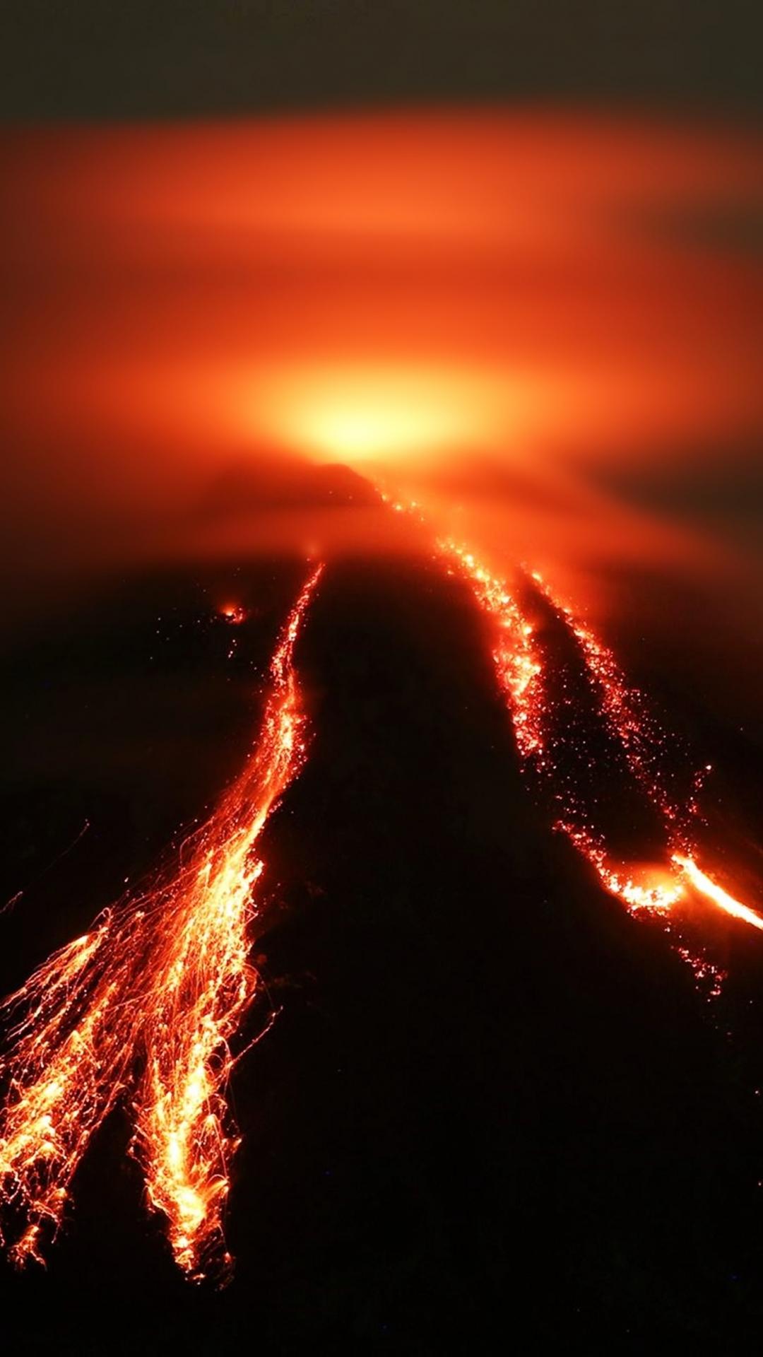 вулкан на айфон