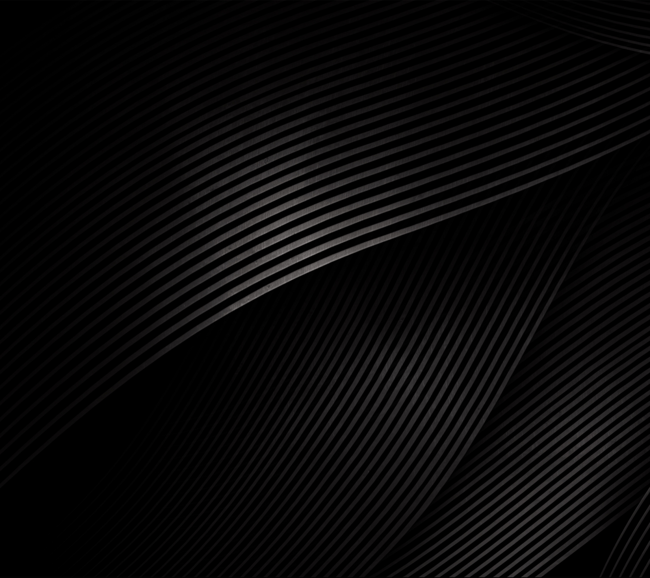Abstract / Black (2160x1920) Mobile Wallpaper