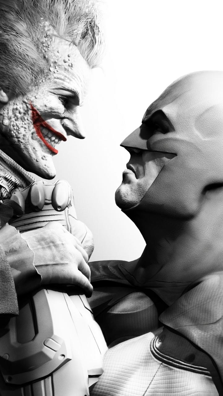 video game/batman: arkham city (720x1280) wallpaper id: 55173