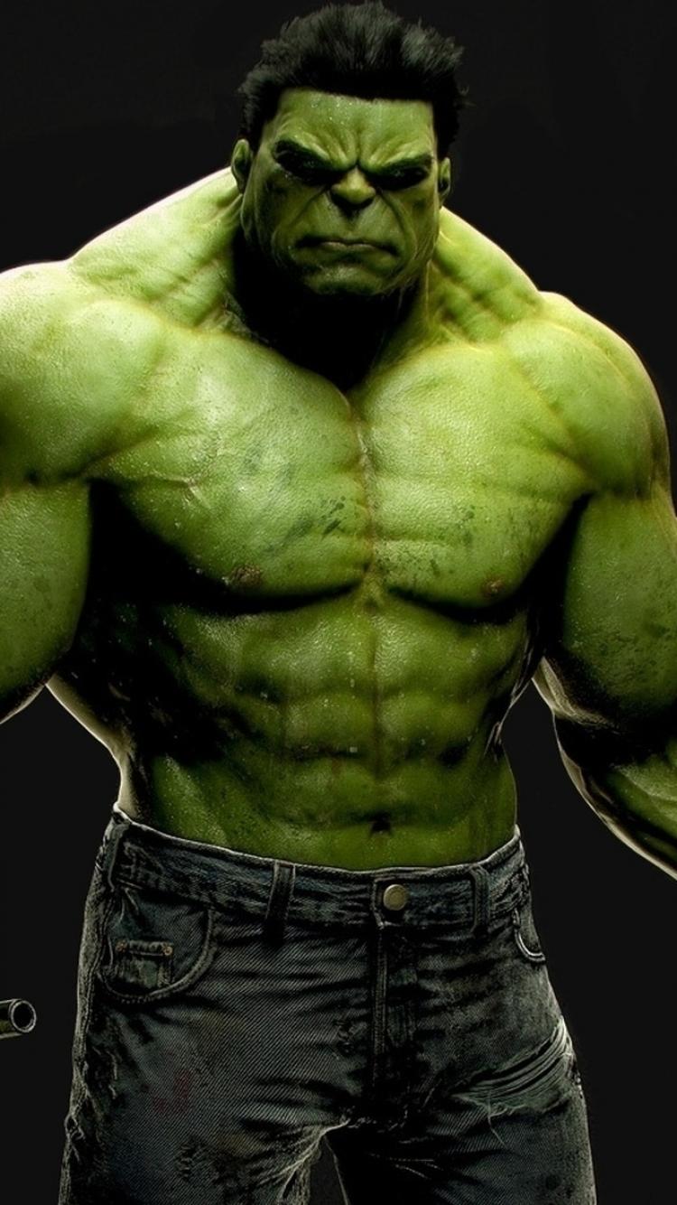 Comics Hulk 750x1334 Mobile Wallpaper