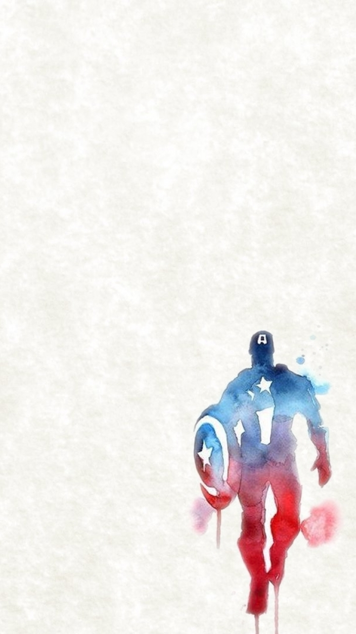 Comics Captain America 720x1280 Wallpaper Id 555943 Mobile Abyss