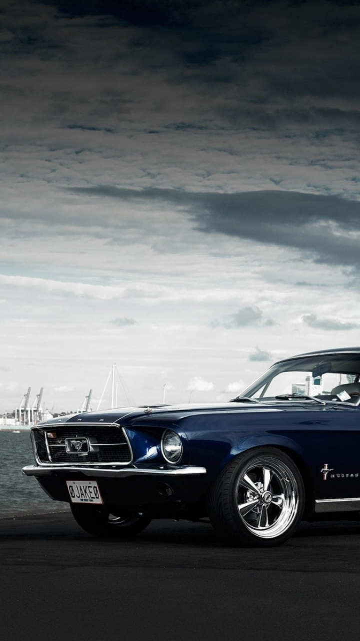 Vehicles Ford Mustang 720x1280 Wallpaper Id 559900