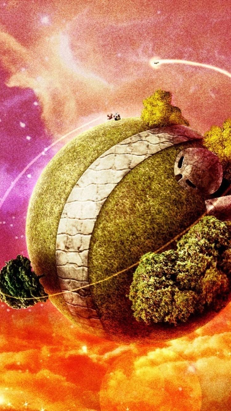Wallpaper iphone dragon ball - Wallpaper 561263