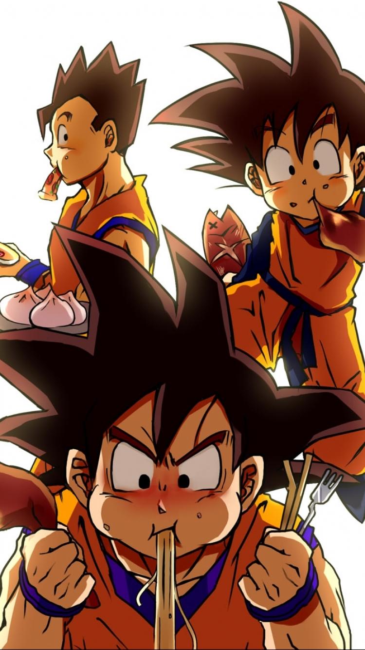 Animedragon Ball Z 750x1334 Wallpaper Id 561298 Mobile