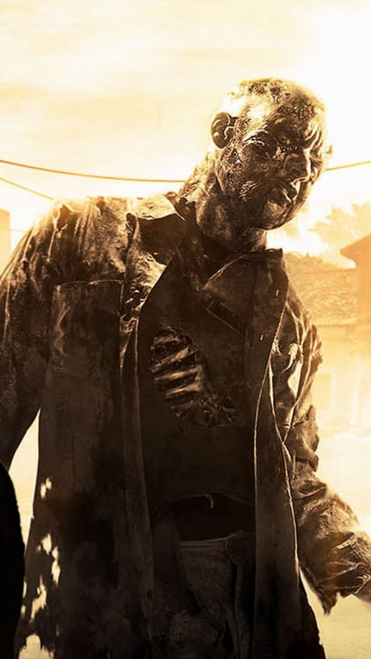 Video Game Dying Light 750x1334 Mobile Wallpaper