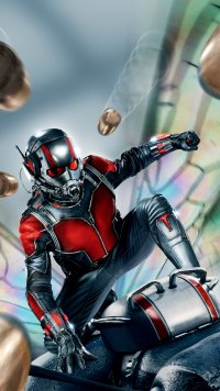 63 Ant Man Apple IPhone 5 640x1136 Wallpapers