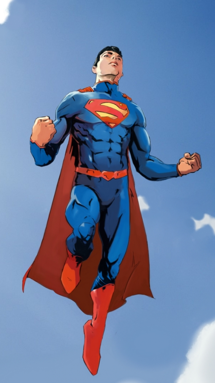 Comics Superman 750x1334 Mobile Wallpaper