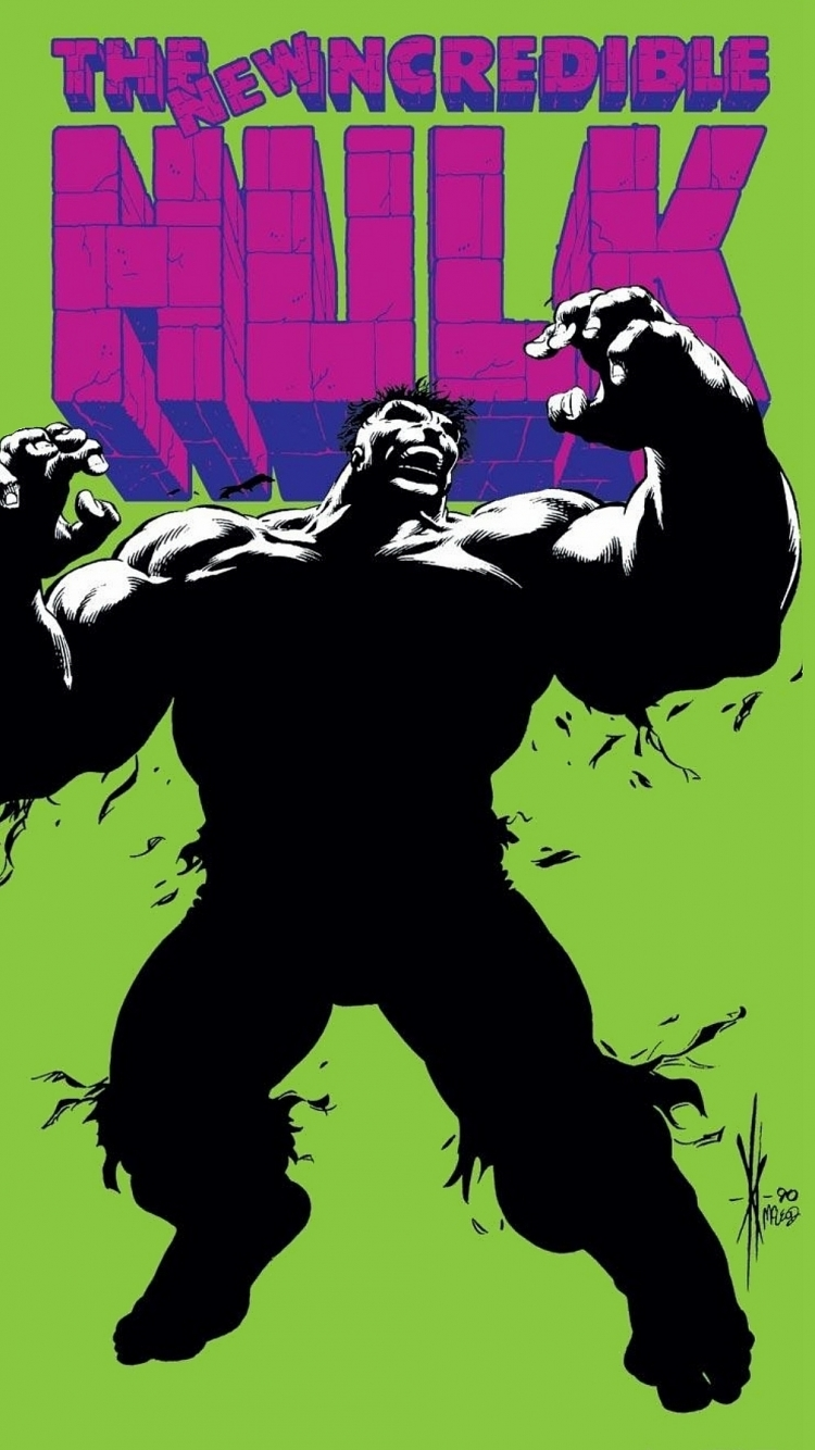Hulk Wallpapers For Iphone