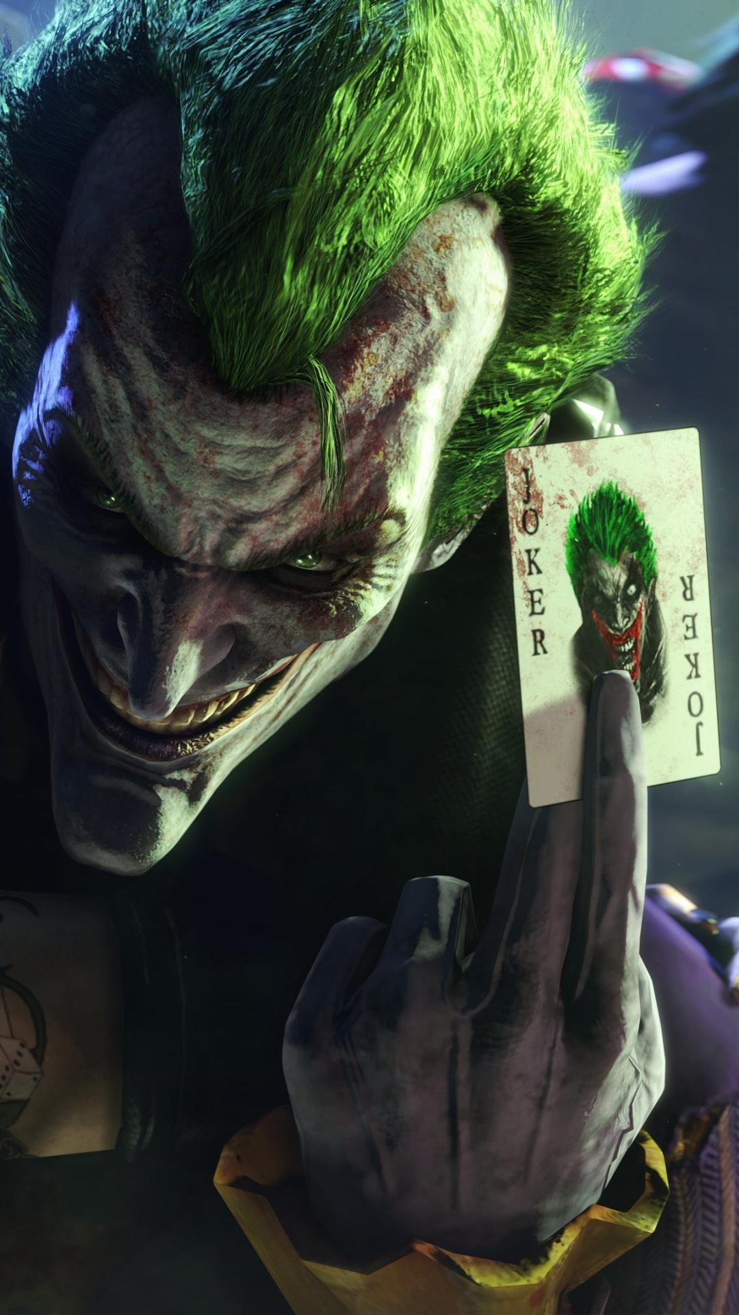 Comics Joker 1080x1920 Mobile Wallpaper