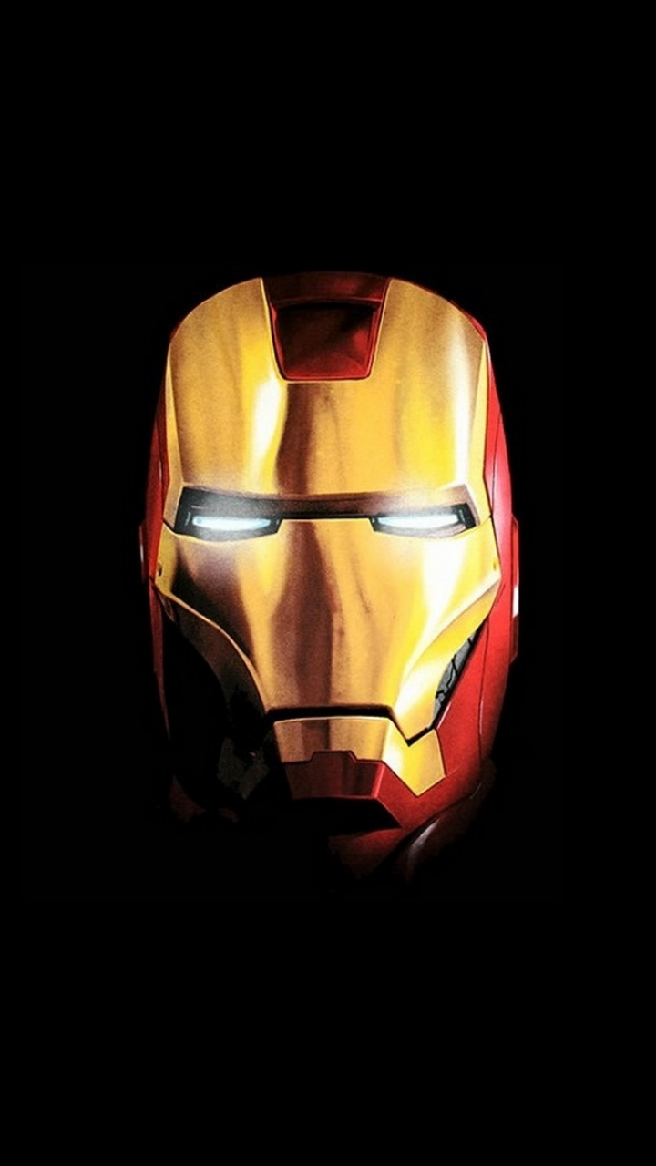 Photo Collection Gold Iron Man Wallpaper