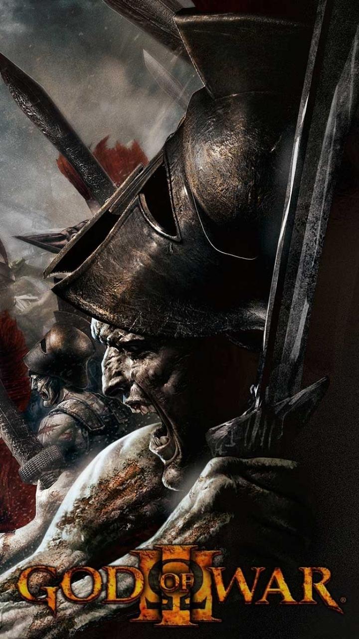 Video Game God Of War Iii 720x1280 Wallpaper Id 577701 Mobile