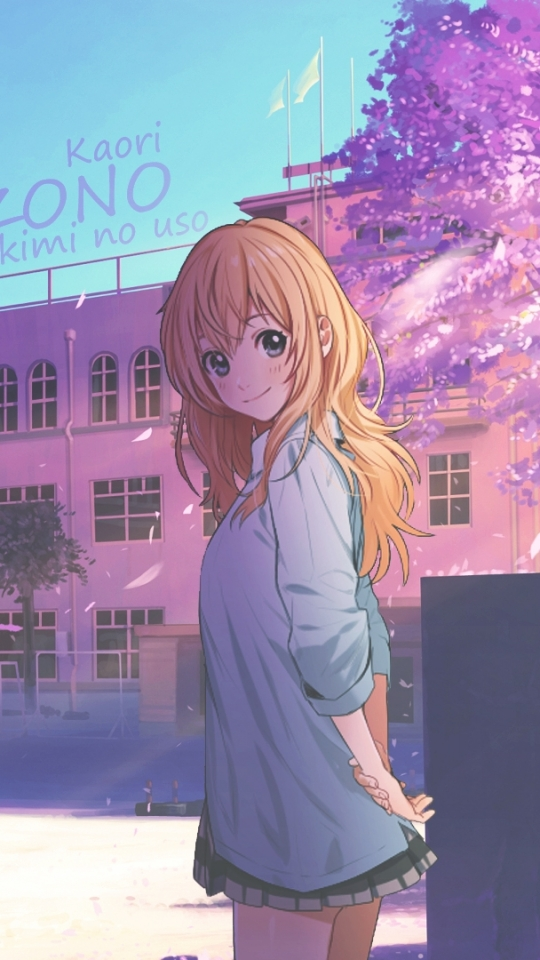 Anime Your Lie In April Anime Wallpapers