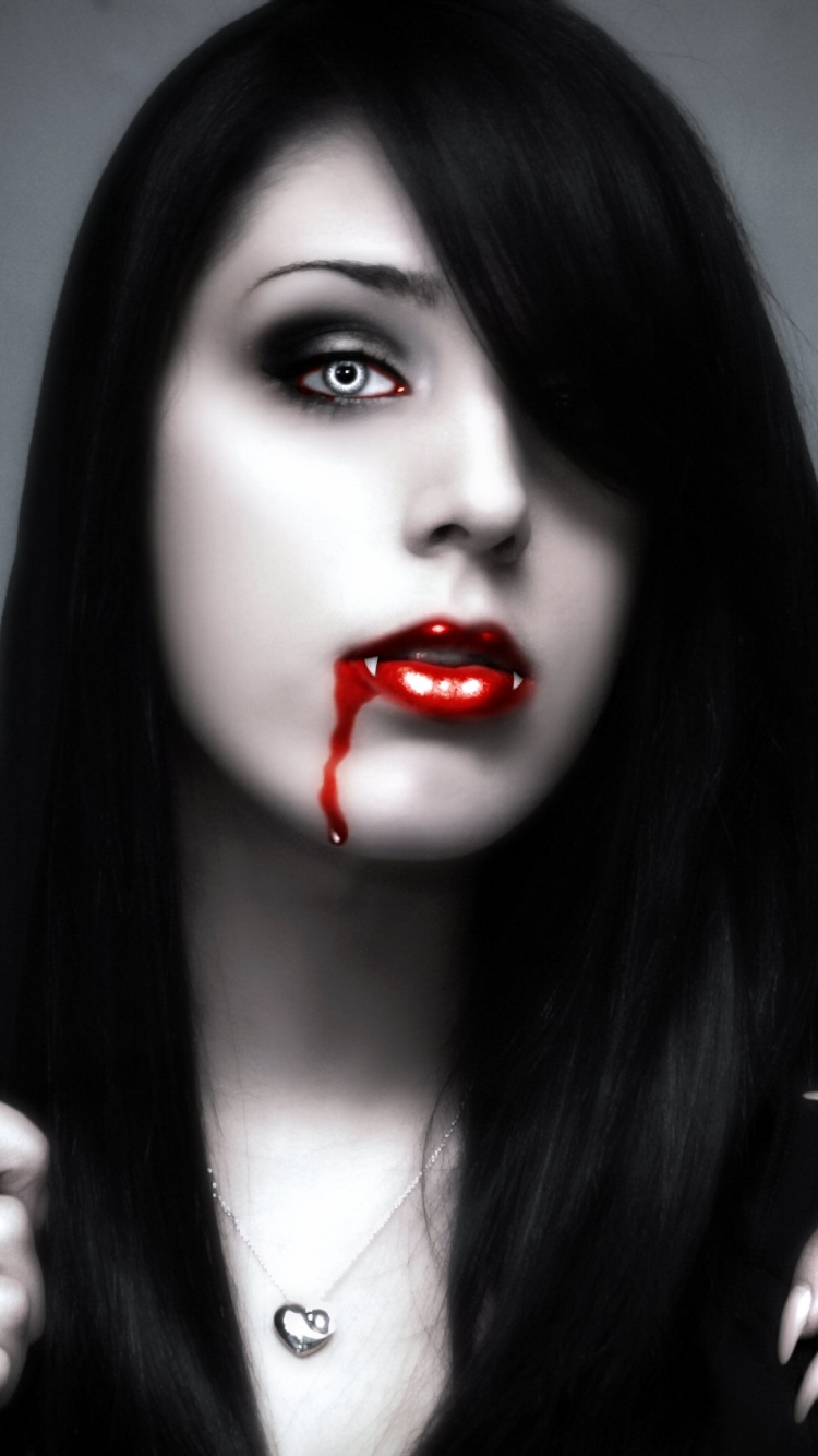 Photo collection fantasy vampire beauty wallpaper - Walpepar photos ...