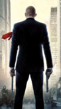 11 Hitman Agent 47 Apple Iphone 7 Plus 1080x1920 Wallpapers