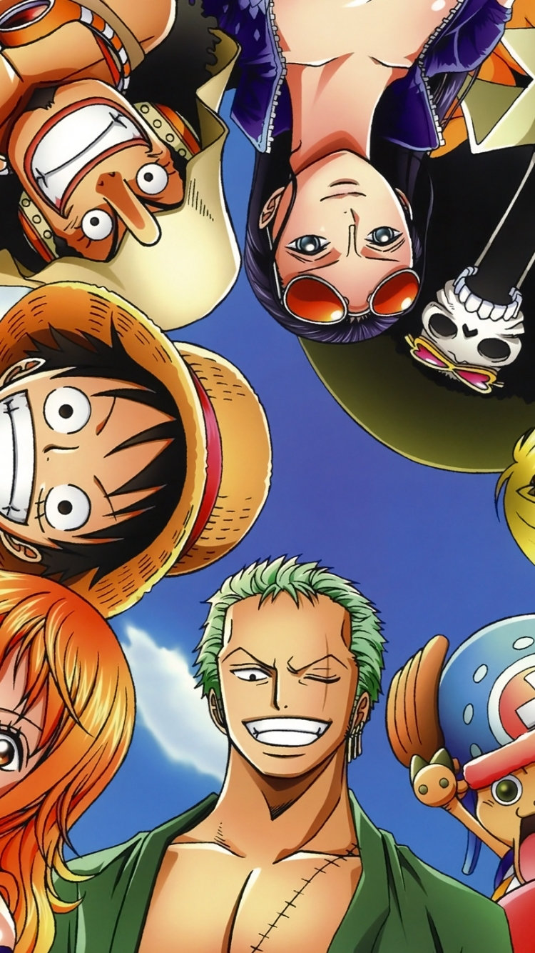 Anime One Piece 750x1334 Wallpaper Id 579175 Mobile Abyss