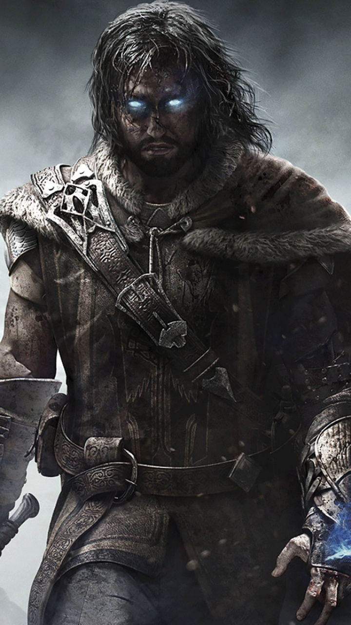 Lumia 1320 Video Game Middle Earth Shadow Of Mordor