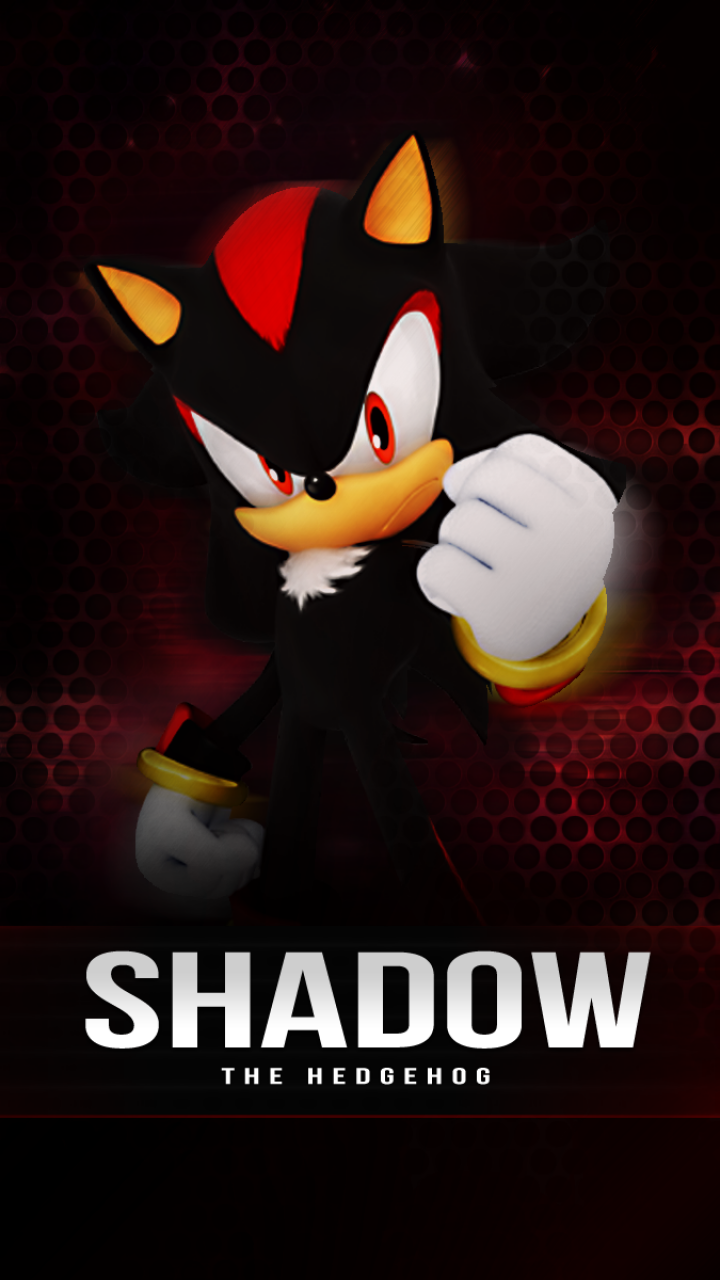 Video Game Shadow The Hedgehog 720x1280 Mobile Wallpaper