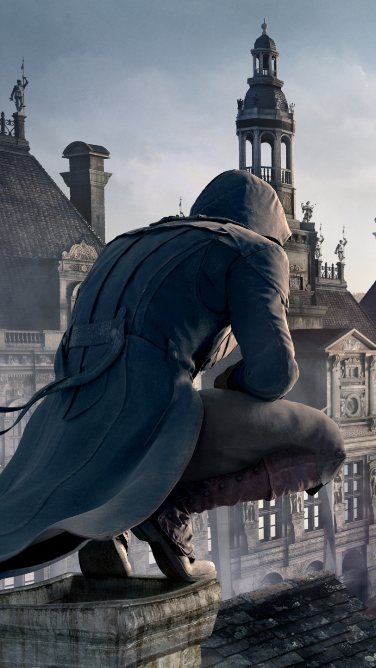 assassin creed unity wallpaper for iphone wwwpixshark
