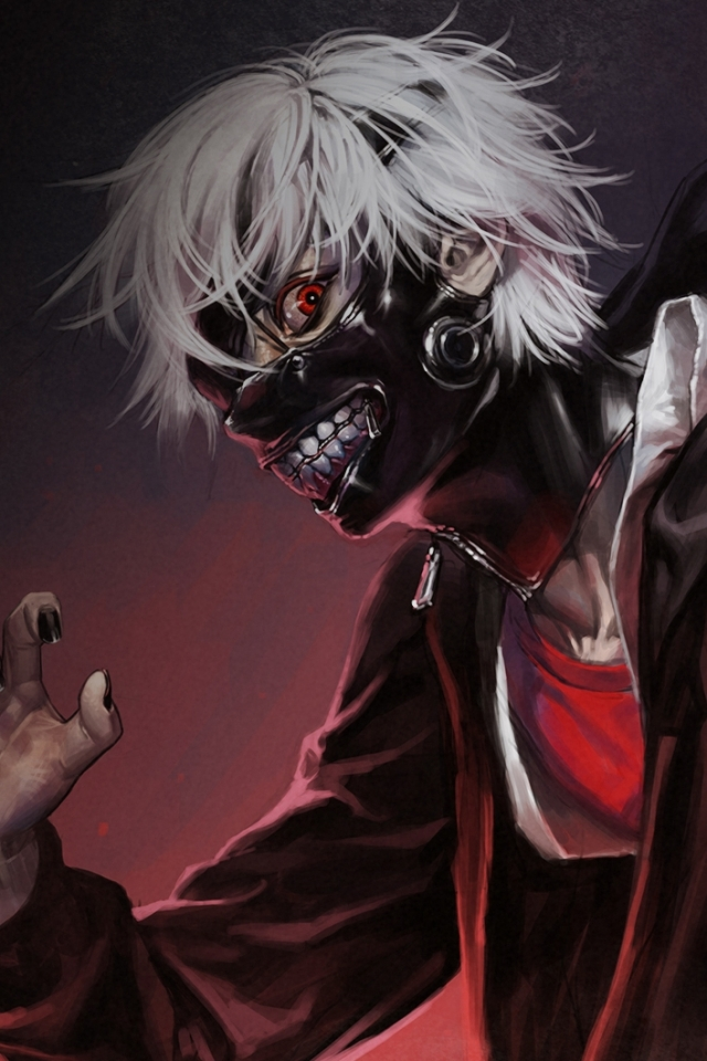 Anime Tokyo Ghoul 640x960 Wallpaper Id 580528 Mobile Abyss