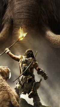 11 Far Cry Primal Apple Iphone 5 640x1136 Wallpapers Mobile Abyss