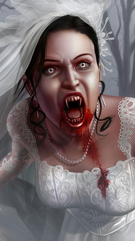 creepy wallpapers for android