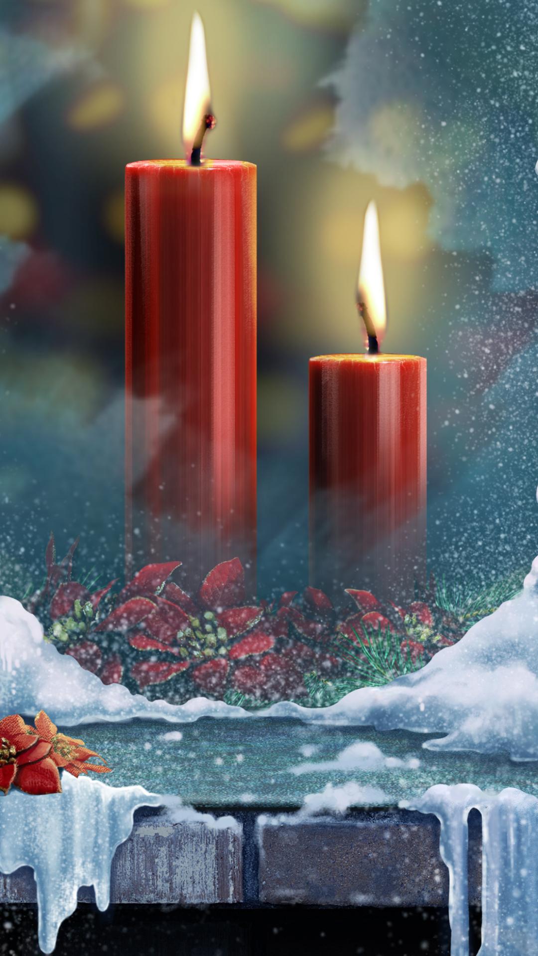 Holiday Christmas 1080x1920 Wallpaper Id 581146 Mobile