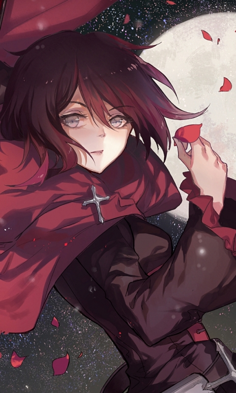 ruby wallpaper mobile legends