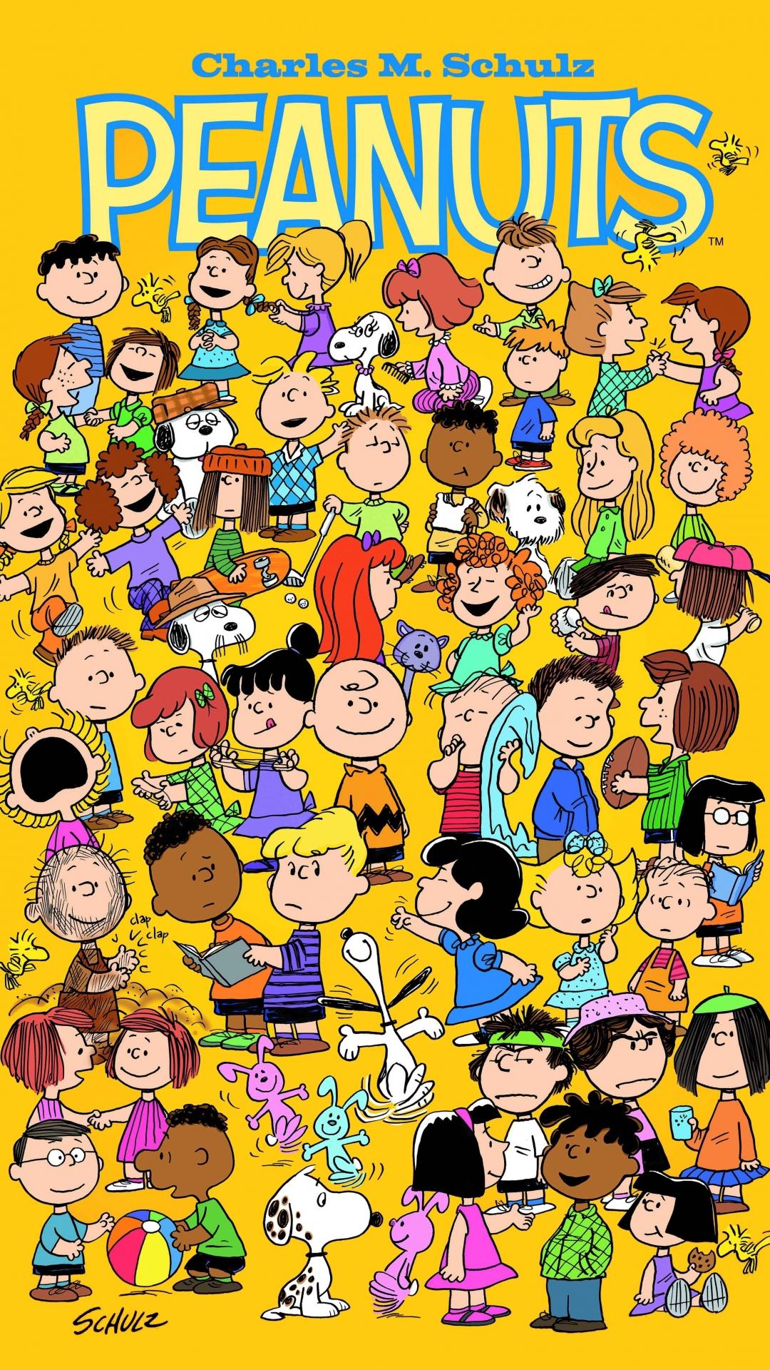 Comics Peanuts 1080x1920 Wallpaper Id 581358 Mobile Abyss