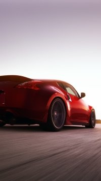 7 nissan 370z mobile wallpapers - mobile abyss