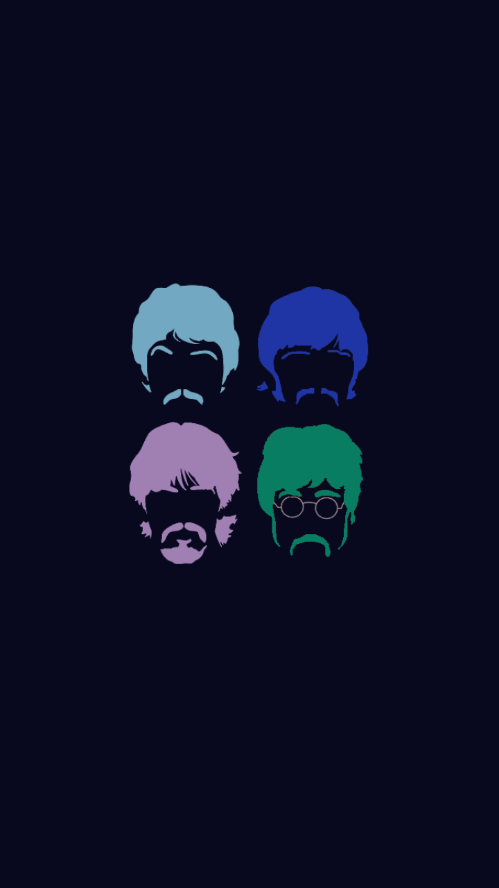 the beatles 720x1280