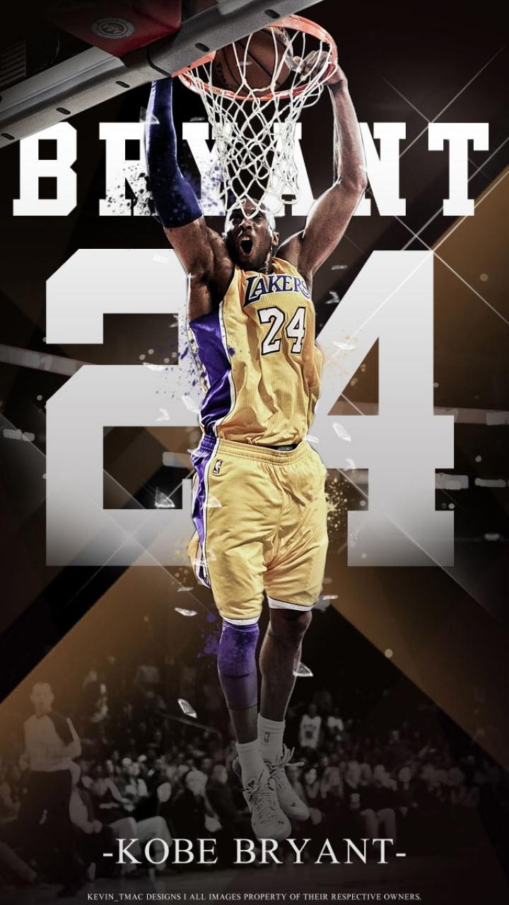 Sports Kobe Bryant 720x1280 Wallpaper Id 582634 Mobile