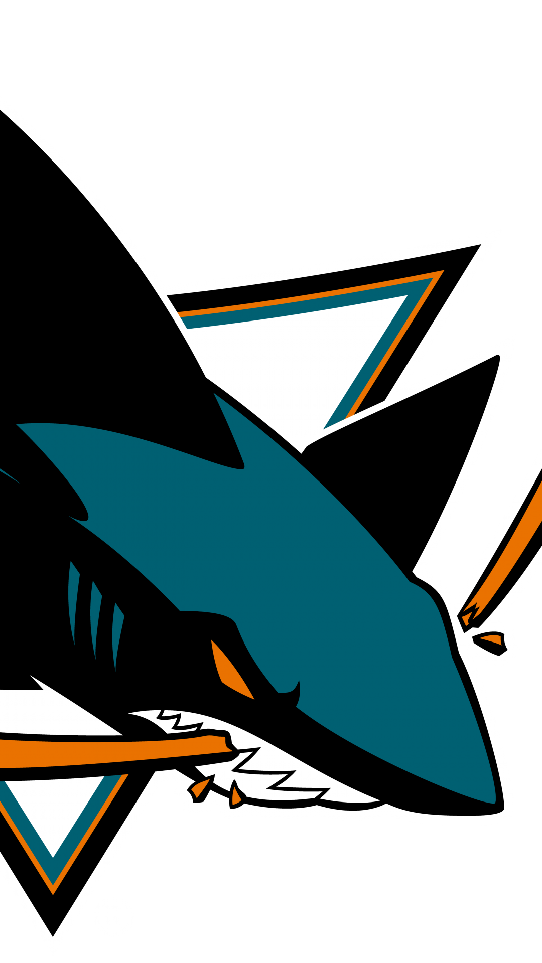 Sports San Jose Sharks 1080x1920 Mobile Wallpaper