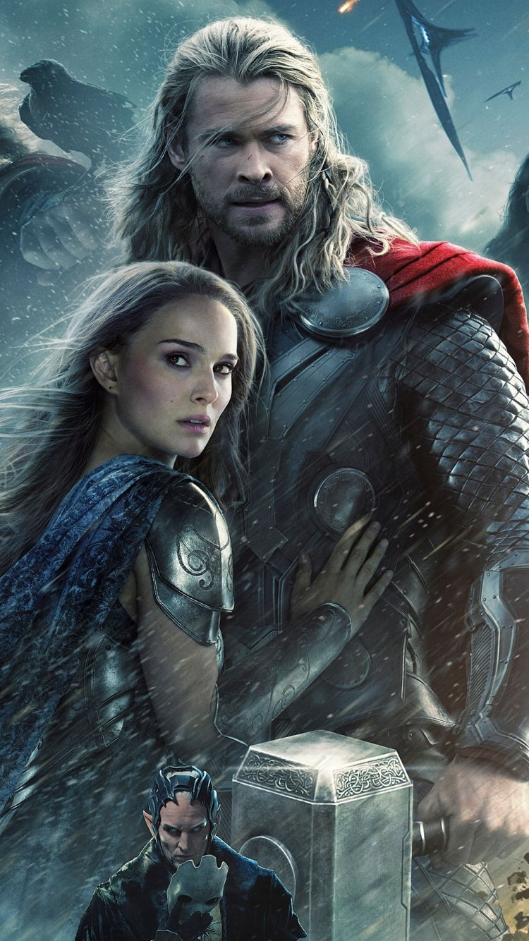 Movie Thor The Dark World 750x1334 Wallpaper Id 582936