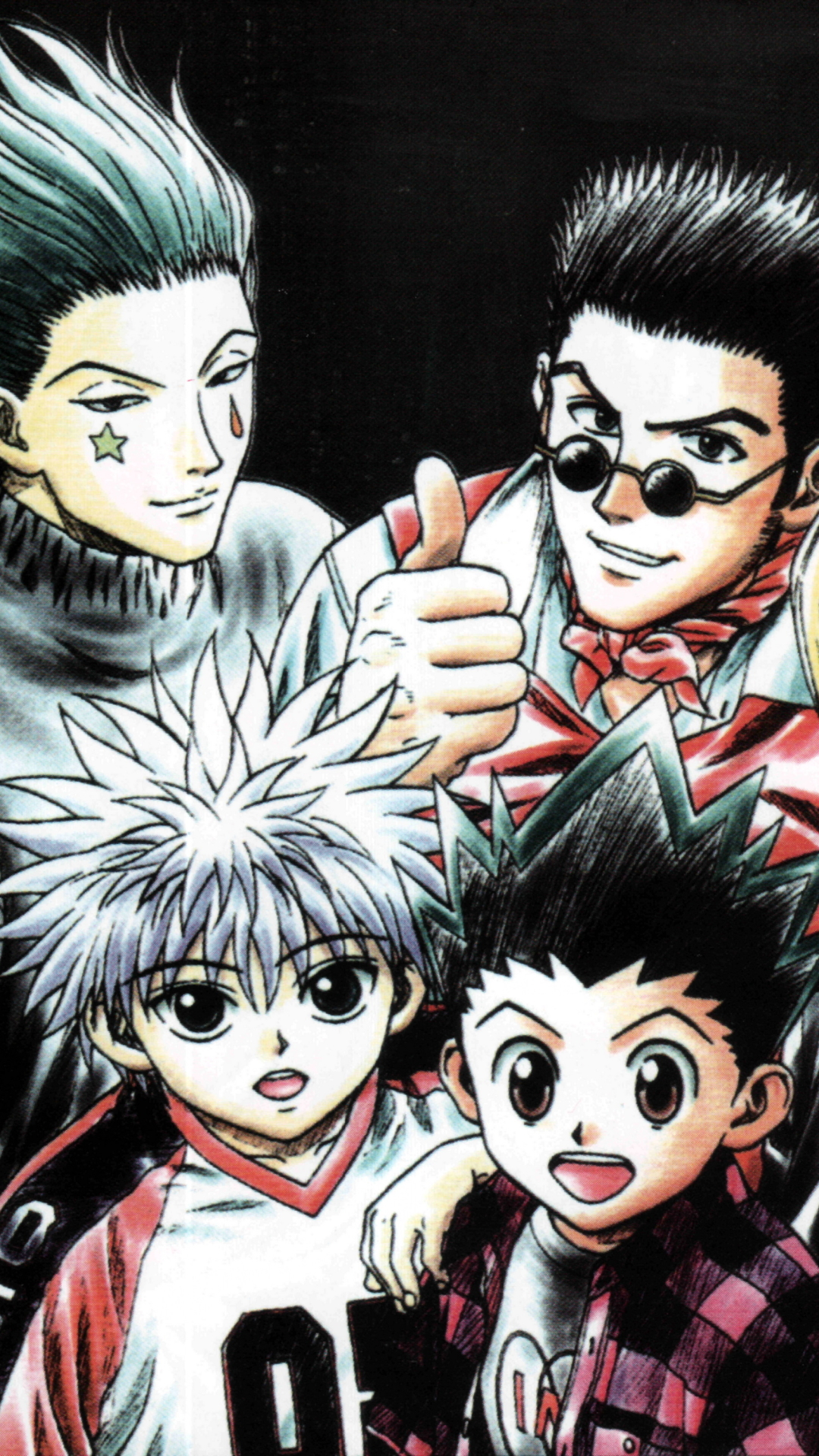 Anime Hunter X Hunter 1080x1920 Wallpaper Id 584063 Mobile Abyss