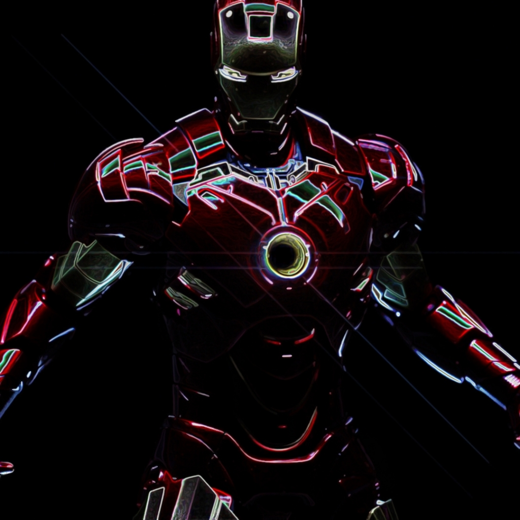 Iron Man Handy