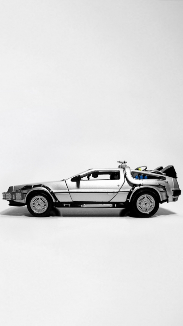 back to the future wallpaper iphone the