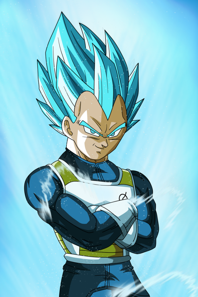 iPhone 4 - Anime/Dragon Ball Super - Wallpaper ID: 585793