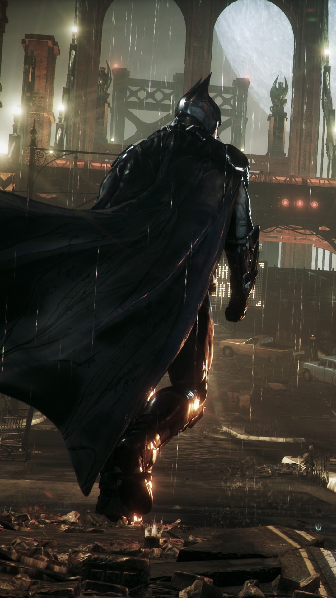 batman arkham knight wallpaper mobile hd wallapaper
