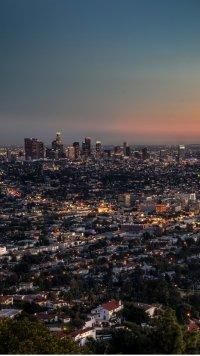 64 Los Angeles Apple Iphone 7 Plus 1080x1920 Wallpapers